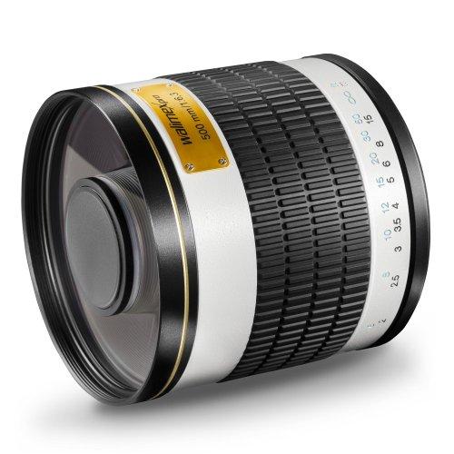walimex pro 500/6,3 DX Obiettivo a specchio T2