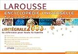 Encyclopédie Universelle Larousse Integrale 2006 DVD