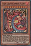 YU-GI-OH! - Uria, Lord of Searing Flames (LC02-EN001) - Legendary Collection 2 - Limited Edition -...
