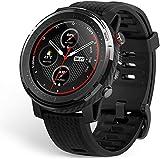 Amazfit Stratos 3 Smartwatch Reloj Inteligente 19 modos deporte Activitiy Tracker GPS controla...