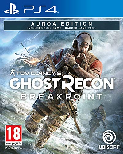 Tom Clancy's Ghost Recon: Breakpoint - Auroa Edition PS4 [