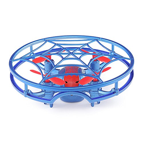 Mintu JJRC H64 Spider Man Full Cover 3D Rolling Quiver Smart Drone