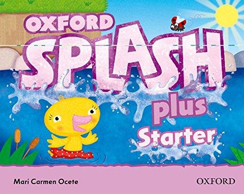 Splash Plus Starter. Class Book & Song CD Pack - 9780194025157