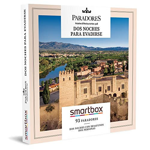 SMARTBOX - Caja Regalo - Paradores: Dos Noches para evadirse - Idea de...