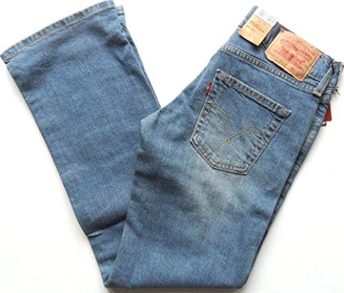 Levi's Mädchen Vintage Jeans Eve Square Cut 557.89.94 Light Used Gr....