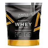 Marque Amazon - Amfit Nutrition Advanced Whey protéine de lactosérum saveur...