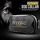 PetKing - Collier Anti Aboiement Chien | Durable Collier Dressage...