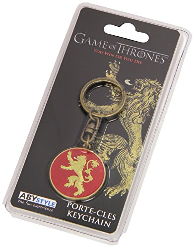 Game of Thrones Lannister Keychain