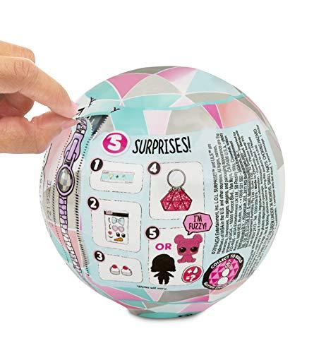 Image 12 - L.O.L. Surprise ! 560319 L.O.L Lils Série de Boules Hivernales Contenant 5 Surprises (Le Style Peut Varier)