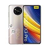 """POCO X3 Pro - Smartphone 8+256GB, 6,67"""" 120Hz FHD+ DotDisplay, Snapdragon 860, 48MP Quad Camera, 5160mAh, Metal Bronze (Versione Italia + 2 Anni di Garanzia)"""