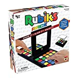 Rubik's Race Game, Head To Head Fast Paced Square Shifting Board Game Based On The Rubiks Cubeboard, for Family, Adults and Kids Ages 7 and Up (Toy)