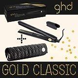 Ghd - Fer A Lisser Styler Gold Plaque Moyenne classic avec Pochette Ghd...
