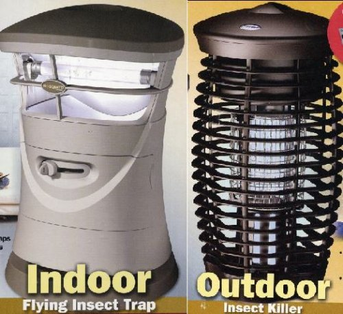 Stinger Indoor & Outdoor Insect Killer Combo - Total Home Defense