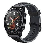 Huawei Watch GT Montre Connectée (GPS, boîtier 46mm) avec Bracelet Sport...
