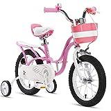 RoyalBaby Girl's Bike Little...