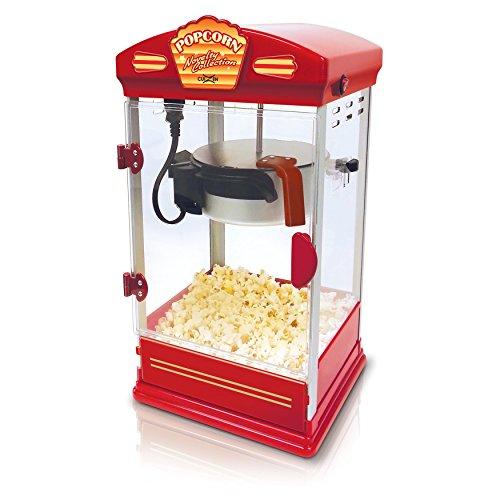 CuiZen CPM-4040 Tabletop Popcorn Popper, 4-Ounce