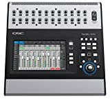 20 Full Function Inputs: 12 Mic,4 Mic/Line (XLR/TRS Combo), 2 Stereo Line (TRS), Talkback (XLR), USB 2-track Outputs: 6 Aux (XLR), 2 Stereo (TRS), Main R/L (XLR), Cue (TRS), Monitor (TRS) TRS Aux outs drive wired In Ear Monitors (IEM) directly 4-band...