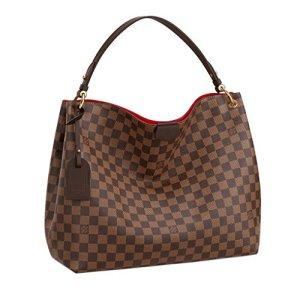 Louis Vuitton Damier Ebene Graceful MM Tote Handbag Article:N44045 9