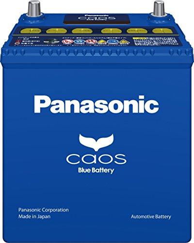 Panasonic ( パナソニック ) 国産車バッテリー Blue Battery カオス 標準車用 C6 N-125D26L/C6