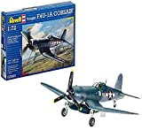 Revell - 03983 - Maquette D'aviation - F4u-1d Corsair Vought - 50 Pièces -...