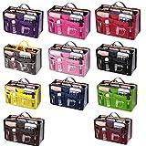 alisena Handbag Organiser Travel Insert Purse Large Liner Organizer Tidy Bag