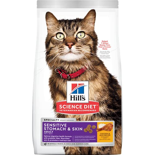Product Image 1: Hill's Science Diet Dry Cat Food, Adult, <a href=