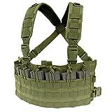 Condor Tactical Rapid Assault Chest Rig (Olive Drab)