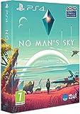 """Contenu : Le jeu No Man's Sky Un steelbook Le comics """"Adventure in No Man's Sky"""" (en anglais) L'artbook de 48 pages """"L'Art de No Man's Sky"""" Contenu digital : Un thème dynamique pour PS4 3 DLC : Photonix Core, TYrader Charisma, Boltcaser SM"""