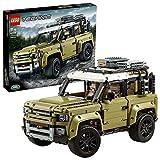 LEGO - Technic Land Rover Defender Jeu de construction, 11 Ans et Plus, 2573...