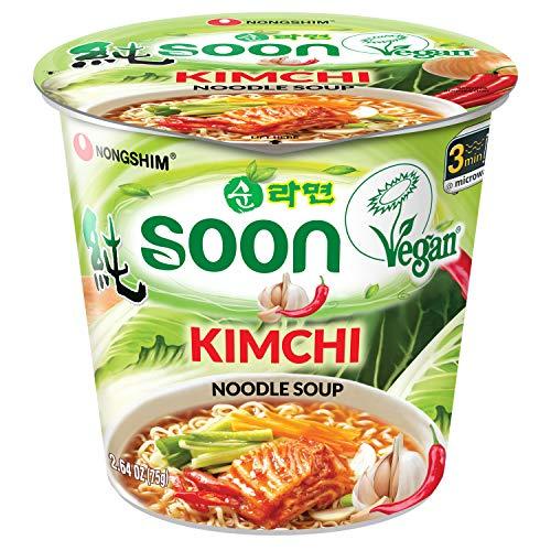 Nongshim Cup Noodle Soup