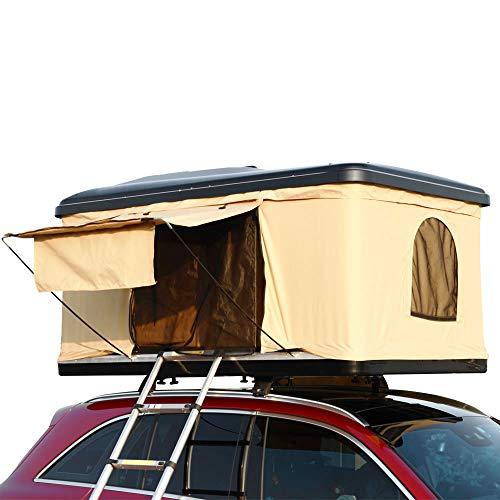 Sarada ルーフテント 車上テント カールーフテント オーバーランダーテント キャンピング 油圧昇降式 タワ...