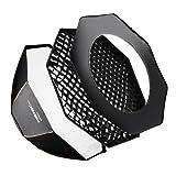 Walimex Pro - Softbox PLUS ottagonale Profoto, diametro: 150, linea Orange