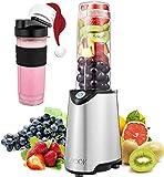Aicok Blender Smoothie, Portable Mini Blenders Mélangeur de Fruits pour...
