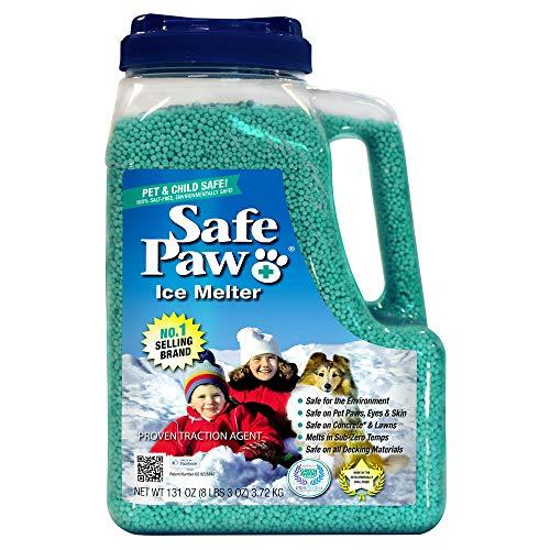 Safe Paw, Child Plant Dog Paw & Pet Safe Ice Melt...