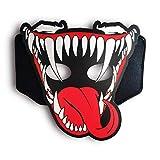 Halloween Mask EL LED Sound Active Light Up Mask for Festival Parties Cosplay Costume DJ Dancing (MF-20)