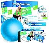 WeightWatchers Stability Ball kit