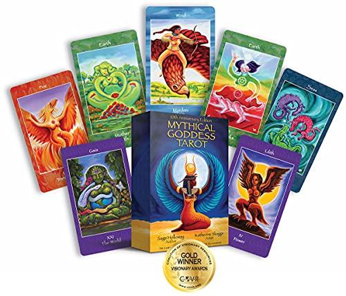 Mythical Goddess Tarot 10th Anniversary Edition