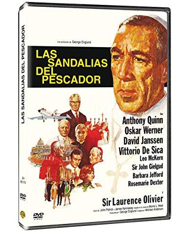 Las Sandalias Del Pescador [DVD]