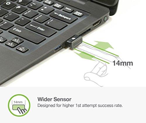 Idem FCC BioScan Compact USB Fingerprint Scanner for Fast...