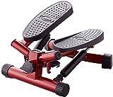 ショップジャパン 【公式】 健康ステッパー ナイスデイ レッド [メーカー保証1年] 踏み台 運動 室内 エクササイズ 有酸素運動