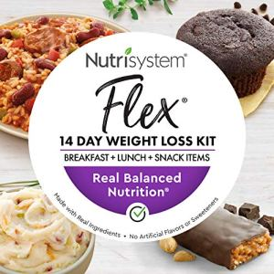 Nutrisystem® Flex 14 Day Weight Loss Kit, Includes Breakfasts, Lunches & Snacks for 14 Days, Perfectly Portioned for Weight Loss® 15 - My Weight Loss Today