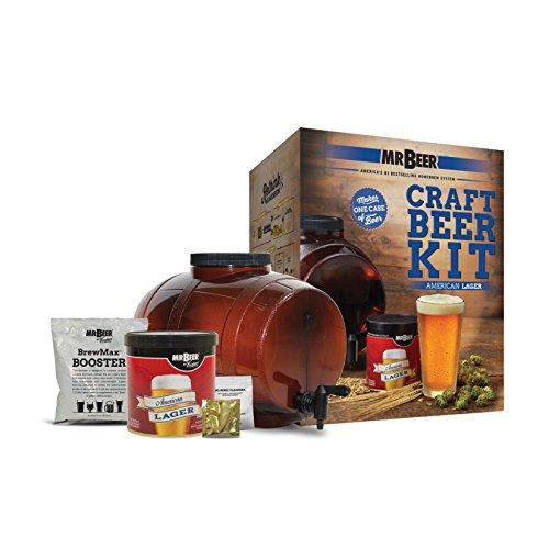 Mr. Beer American Lager Craft Beer Making Kit