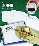 Marqueur MINE pour marquer vêtements, trousses, cahiers, cartables...
