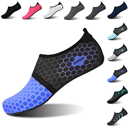 L-RUN Unisex Water Shoes Barefoot Skin Shoes