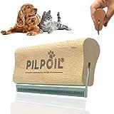 pilpoil Brosse etrille Anti-Poils Chien/Chat/Cheval/Lapin...