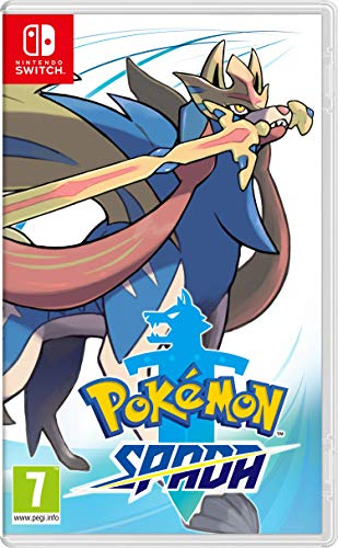 Pokmon Spada - Nintendo Switch