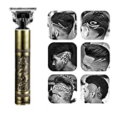 Le Touch Hair Clippers for Men, New Upgraded 0mm Baldheaded Hair Clippers, Zero Gapped Pro Li Outliner Grooming Rechargeable Cordless Close Cutting T-Blade Trimmer for Men