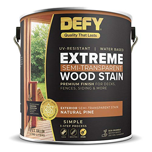 Best for Treated Wood: Defy Extreme