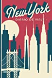 New york diario de viaje. Nueva york. Travel journal. Wanderlust. Exploradores: Wanderlust Journals
