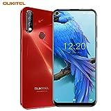 Telephone Portable Debloqué 4G(2019) OUKITEL C17 Pro - Écran Plein Trou...
